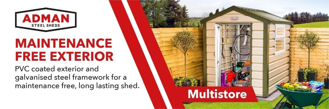 Adman Steel Sheds Brand Page Woodie S