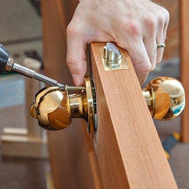 Door Furniture & Doors u0026 Door Accessories - DIY | Woodieu0027s