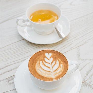 Tea, Coffee & Water