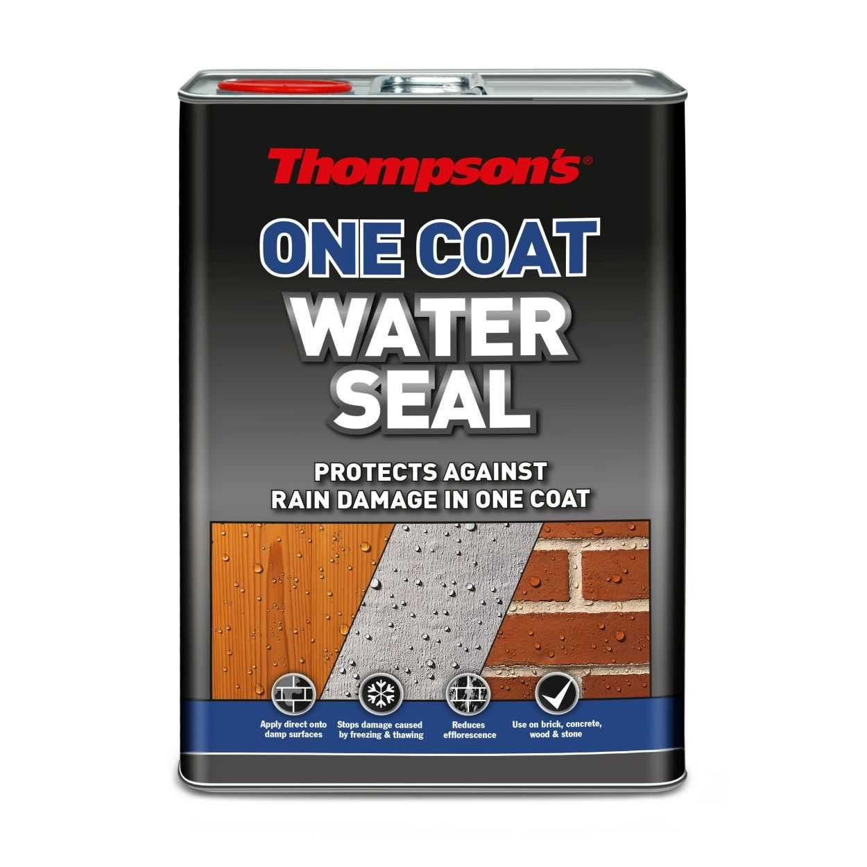 Thompson S 5 Litre Water Seal Woo
