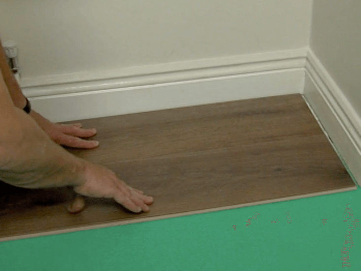 How To Lay Laminate Flooring Woodies