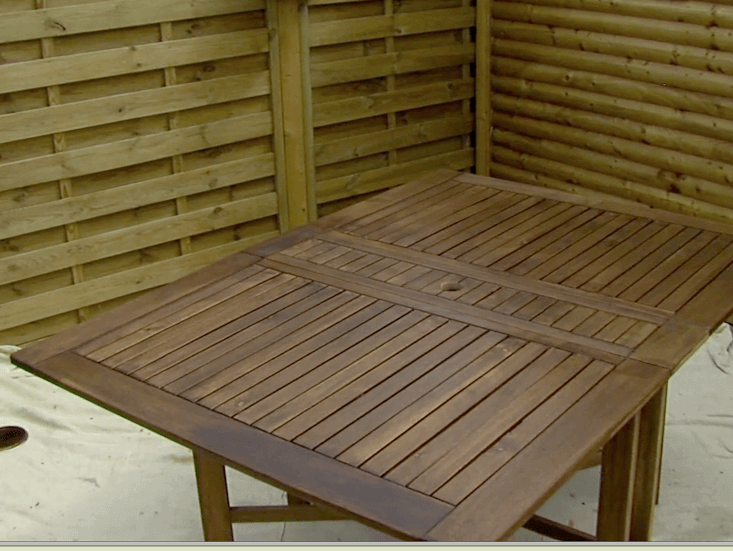 Woodie\u0027s & How To Rejuevenate Wooden Patio Furniture | Woodie\u0027s