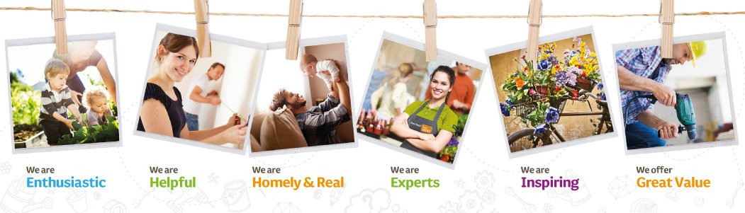 Woodie's Careers - Our Values