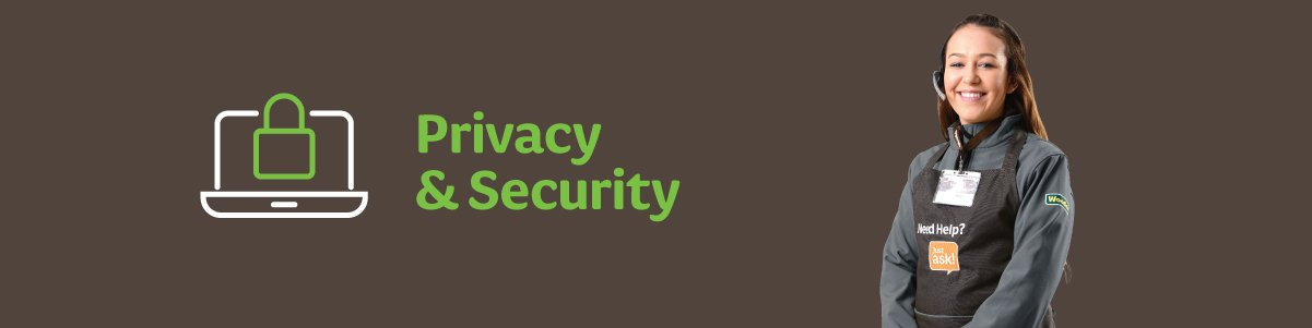 Privacy Policy Banner