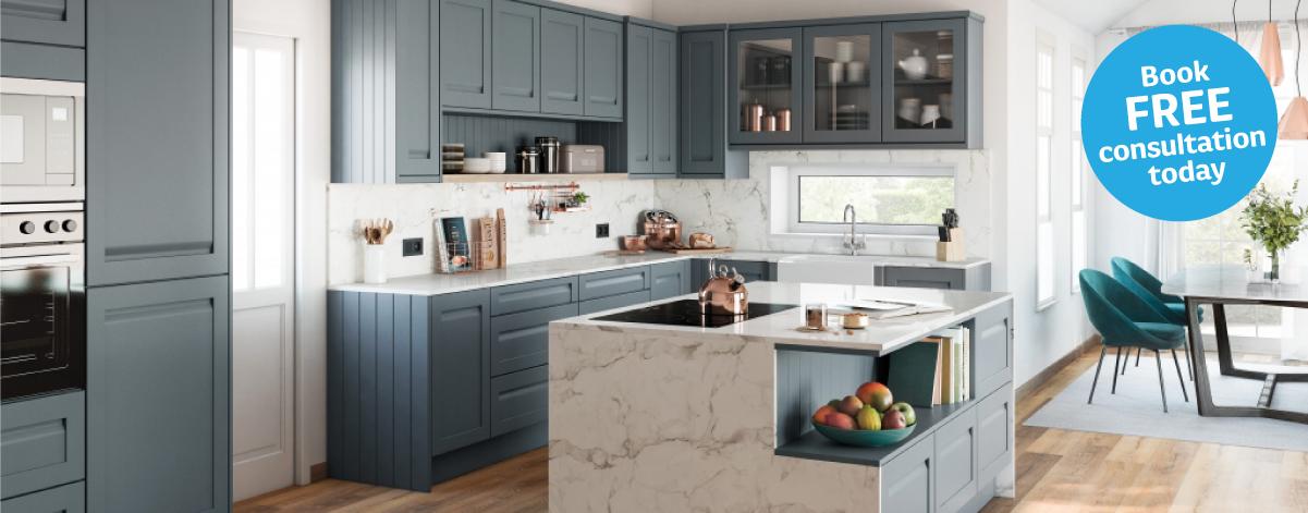 below banner kitchens page